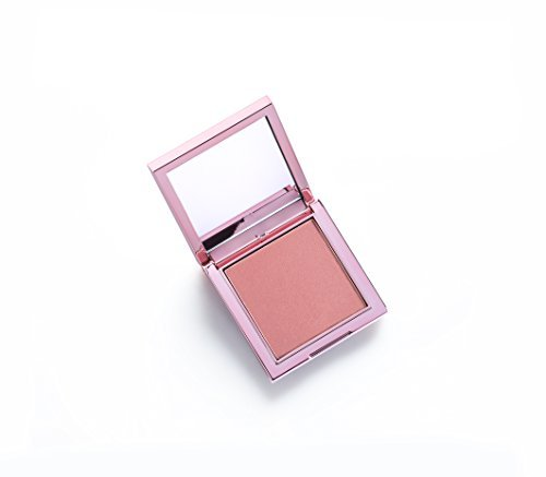 Christie Brinkley Authentic Beauty Cheek Chic Color and Contour Powder Blush, 0.3 oz - Cheek Color Blush Powder