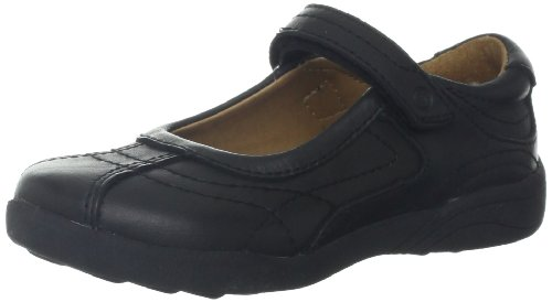 Stride Rite Claire Mary Jane (Toddler/Little Kid/Big Kid),Black,10.5 M US Little - Shoes Mary Leather Dress Jane