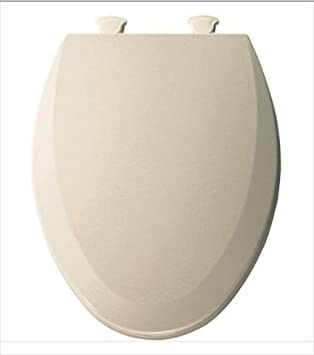 Bemis 1500EC146 Molded Wood Elongated Toilet Seat With Easy Clean ...