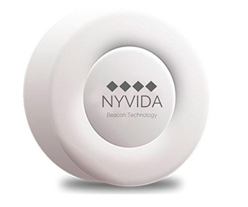 iBeacon NYVIDA Bluetooth Beacon - Fully Programmable, Works with Android and iOS by NYVIDA