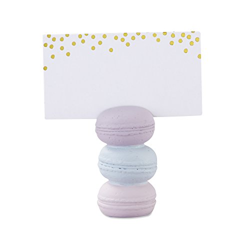 84 Macaron Place Card Holders by Kate Aspen