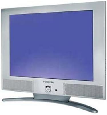 Toshiba 15 VL 33 G 38,1 cm (15 Pulgadas) LCD TV/Monitor PC Plata ...