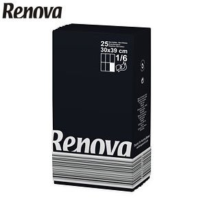 (Black) - Renova Black Napkins  ブラック B003F538CE