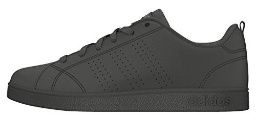 adidas Jungen VS Advantage Clean K Turnschuhe, Schwarz (Negbas / Negbas / Onix), 36 EU