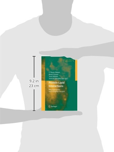 Protein-Lipid Interactions: New Approaches and Emerging Concepts (Springer Series in Biophysics)