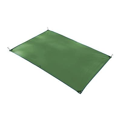 FHGJ Tente De Couchage Tentes Bâches Extérieure Imperméable À L'humidité Perméabilité À L'eau Imperméable À L'eau Portable Pliable Épaisse PU Nylon N