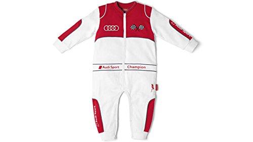 Quattro GmbH - Body para bebés, diseño de mono de competición