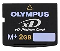 Olympus Stylus 770 SW Digital Camera Memory Card 2GB xD-Picture Card (M+ Type)