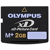 Olympus SP-320 Digital Camera Memory Card 2GB xD-Picture Card (M+ Type)