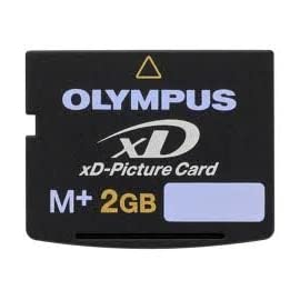 Olympus Stylus 8000 Digital Camera Memory Card 2GB xD-Picture Card (M+ Type) 1 2GB xD-Picture Card (MType)
