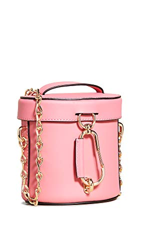 - ZAC Zac Posen Women's Belay Mini Top Handle Canteen Bag, Bubble Gum, Pink, One Size
