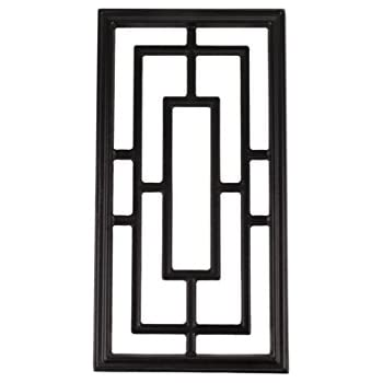 Amazon.com : Nuvo Iron RECTANGLE DECORATIVE GATE FENCE