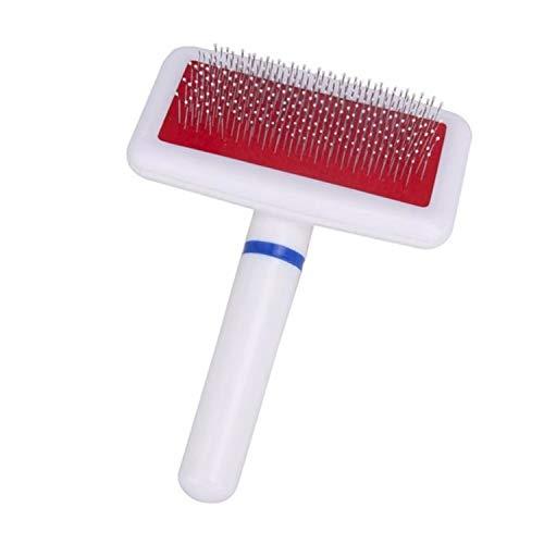 1PC Needle Comb for Dog Cat Yokie Gilling Brush Dog Rake Comb Pet Beauty Tool,1 Piece Comb,As The Description