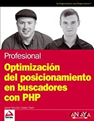 Optimizacion del posicionamiento en buscadores con PHP/ Positioning Optimization of Searching with PHP