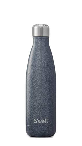 (S'well Vacuum Insulated Stainless Steel Water Bottle, 17 oz, Night)