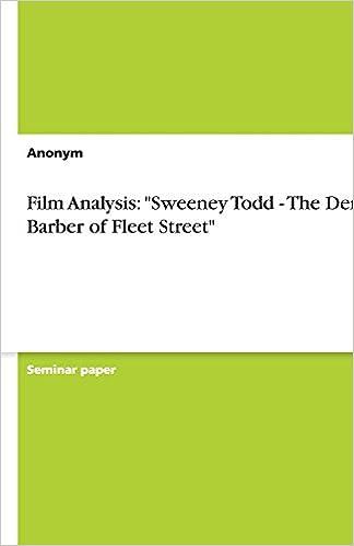 sweeney todd analysis