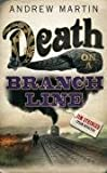 Death on a Branch Line (Jim Stringer Steam Detective)