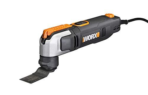 Worx Wx682l 20v Oscillating Tool Wx665l Worx 2 5 Amp
