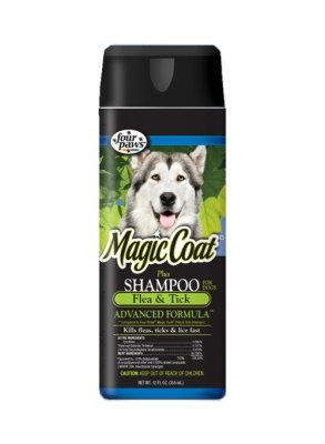 Mc Plus Flea & Tick Shampoo