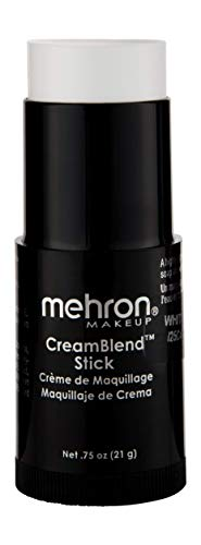 Black Bride Halloween Makeup (Mehron Makeup CreamBlend Stick (0.75 Ounce))