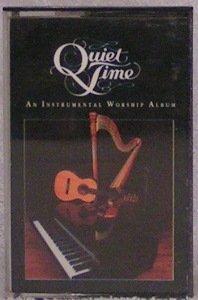Quiet Time - An Instrumental Worship Album