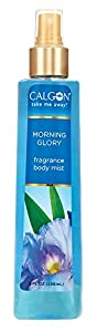 4. Calgon Morning Glory Fragrance Body Mist, 8 fl oz.