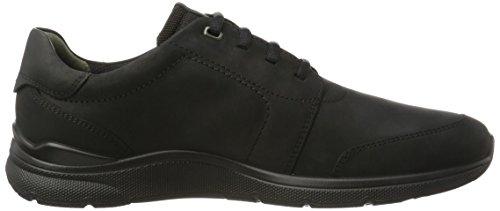 ECCO Irondale, Sneaker Uomo Nero (Black)
