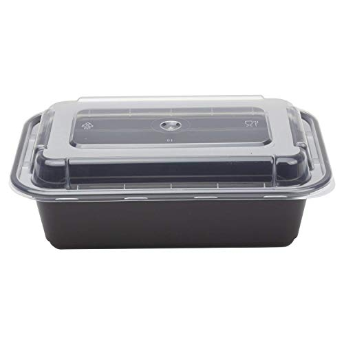 rectangle clear container - 5