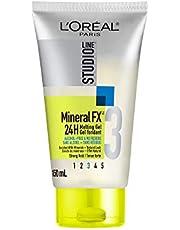 L'Oreal Paris Studio Line Mineralfx 24h Strong Hold Melting Gel, 150-Milliliter