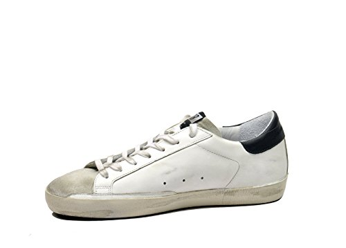 Golden Goose Sneakers Superstar Star Bianco