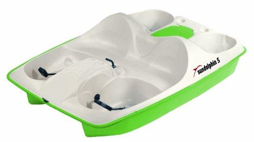 Sun Dolphin 5 Seat Pedal Boat