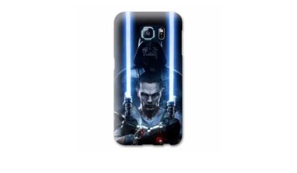 Amazon.com: Case Carcasa Samsung Galaxy S6 Star Wars - - pf ...