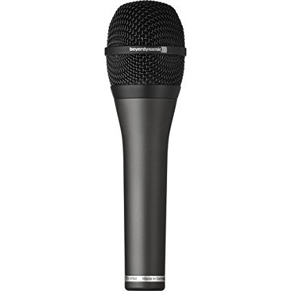Professional Dynamic Hypercardioid Microphone for Vocals (Handheld Hypercardioid Dynamic Mic)