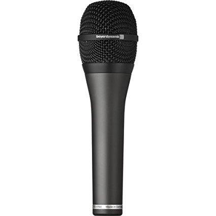 Professional Dynamic Hypercardioid Microphone for Vocals (Handheld Hypercardioid Dynamic Mic)