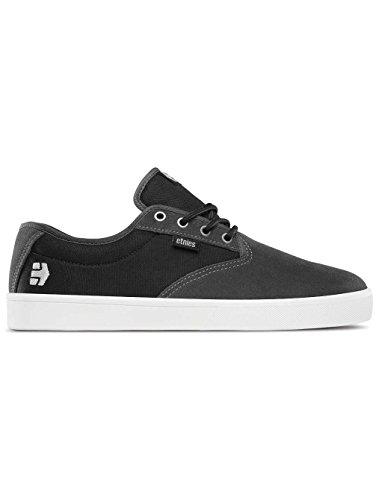 Zapatos Etnies Jameson SL Negro-blanco-Gum Grey/Black