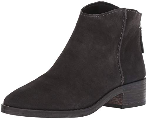 Dolce Vita Women's Tucker Ankle Boot Anthracite Suede