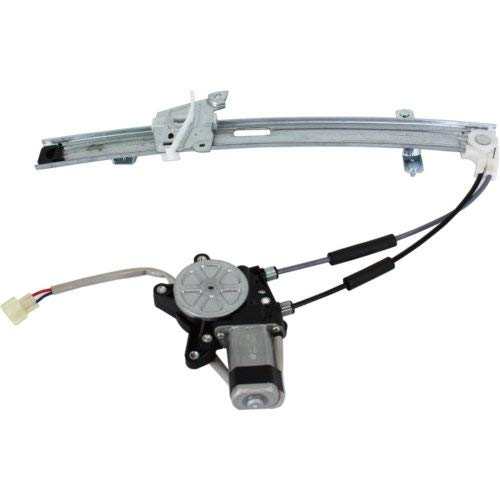 New Front Right Passenger Side Power Window Regulator For 1997-2002 Ford Escort With Motor FO1351145