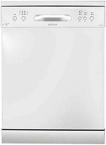 Edesa EDW-6021 WH lavavajilla Independiente 12 cubiertos A+ ...