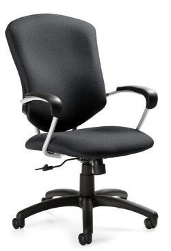 (Global Supra High-Back Executive Tilter Chair,)