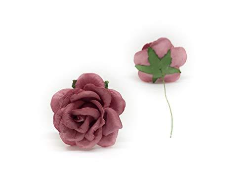 15-Mauve-Paper-Flowers-Mulberry-Paper-Flowers-Mulberry-Paper-Roses-DIY-Wedding-Flower-Backdrop-Blush-Wedding-DIY-Wedding-Favors-12-Pieces