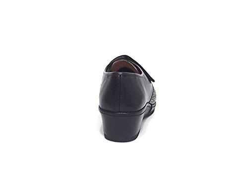 Mujer Susimoda Vestir Para De Zapatos Negro xgBngA