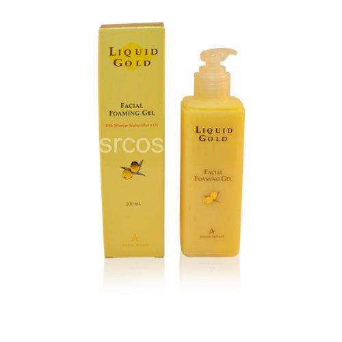 - Anna Lotan Liquid Gold Facial Foaming Gel (200ml)
