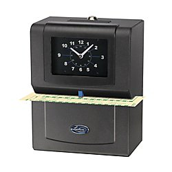 Lathem Time 4001 Automatic Model Heavy-Duty Time Recorder, - Recorders Time 4001