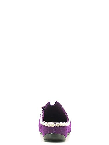 CIABATTA PRUA Grunland Viola DONNA CI1086 F7wxwq4E