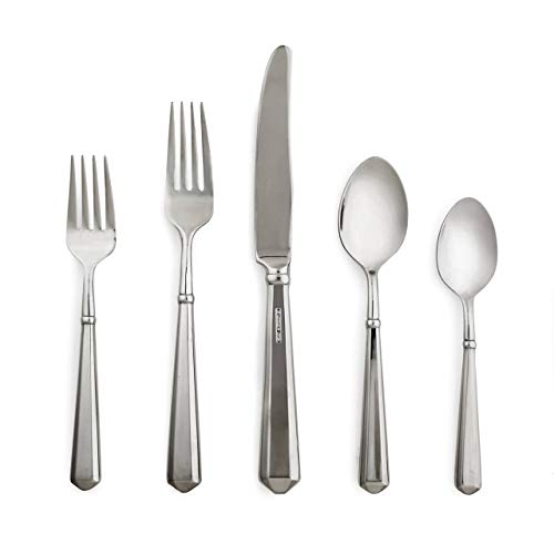 Kate Spade TODD HILL FLATWARE 5 PC PLACE SETTING