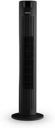 Klarstein Skyscraper 2G - Ventilador de torre y difusor de aromas ...