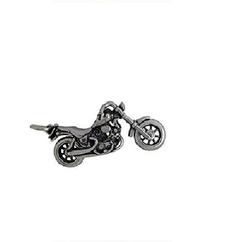 Nora S Argent 925 Pendentif pour chaîne moto Harley Davidson ... 2aa4324e4426