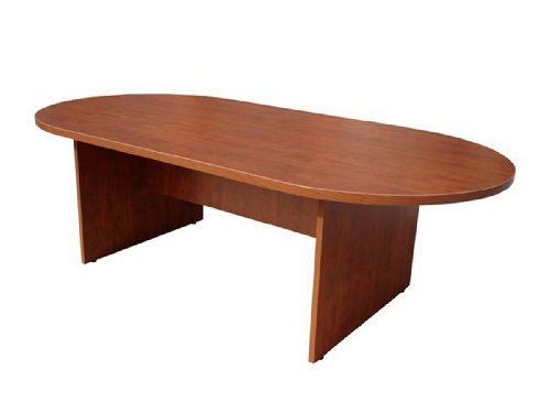 Boss 95 by 43-Inch Conference Table, Cherry ()