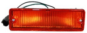 TYC 12-1230-52 Nissan Front Driver Side Replacement Parking/Signal Lamp Assembly
