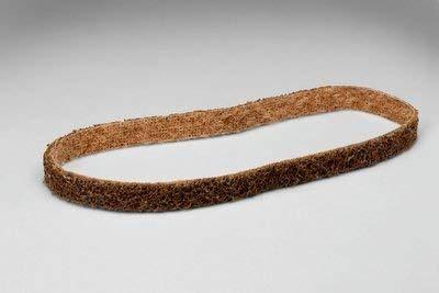 - Scotch-Brite(TM) Surface Conditioning Belt, 1/4 in x 18 in A CRS, 20 per case